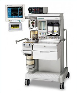 GE Healthcare Aestiva 5 from Auxo Medical