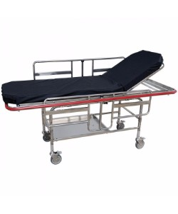 MR-Conditional Transport Stretcher