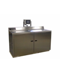 Sonic Systems Inc SSI 400 Series dual tank ultrasonic cleaner