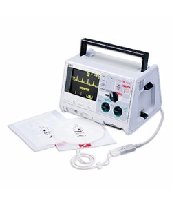 Zoll M Series 12 Lead Biphasic AED Pacing SpO2 w/ pads