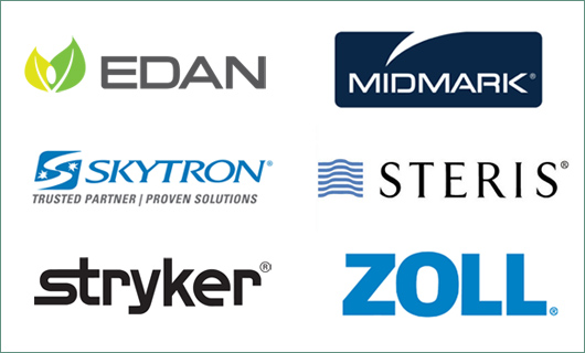 medical equipment brands