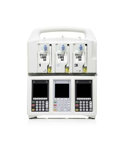 Abbott Triple Channel Plum A+ IV | Products - Infusion Pumps