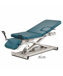 Clinton Industries Multi-Use imaging Table With Stirrups