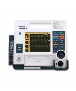Lifepak 12 with C02, Aux and Pacing