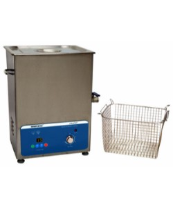 Sharpertek 120kHz 11 Liter Ultrasonic Cleaner