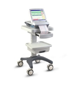 Luxury Trolley for F series Fetal Monitors