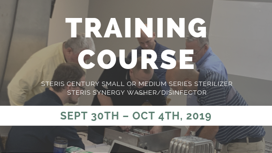 Service Training Course September 30th - October 4th